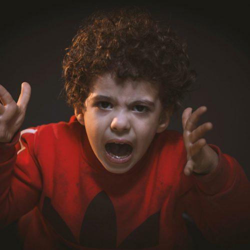 agresja wśród dzieci