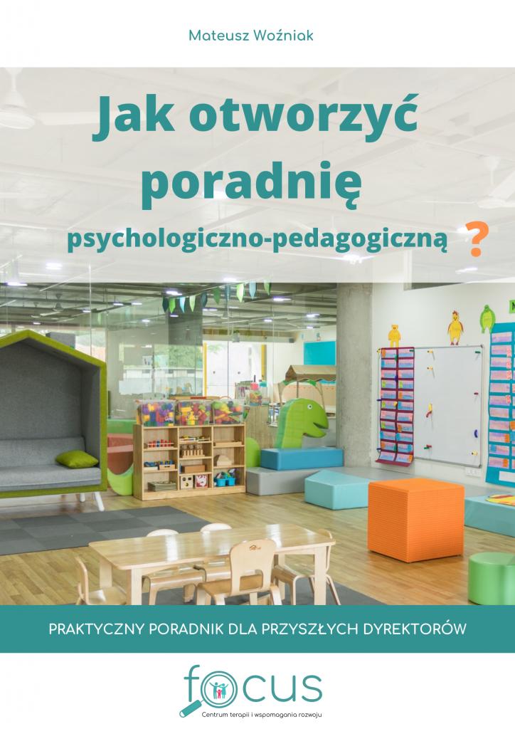 jak otworzyć poradnię psychologiczno pedagogiczną